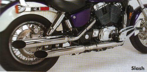 Jardine Suzuki Motorcycle Exhausts